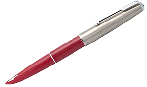 Parker 61 Classic Red [VMB]