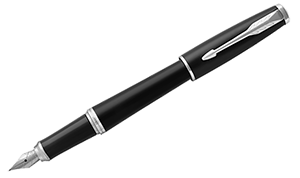 Parker Urban Muted Black CT Reservoarpenna