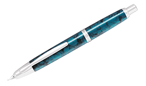 "Pilot Capless Limited Edition 2019 ""Tropical Turquoise"""