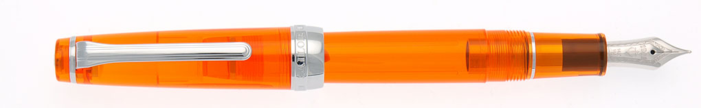 Sailor Sapporo Transparent Orange