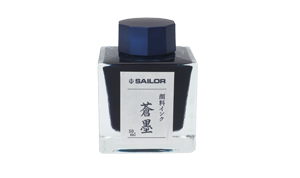 Sailor Nano Bläck svart KiwaGuro 50ml