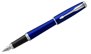 Parker Urban NightSky Blue CT Reservoarpenna
